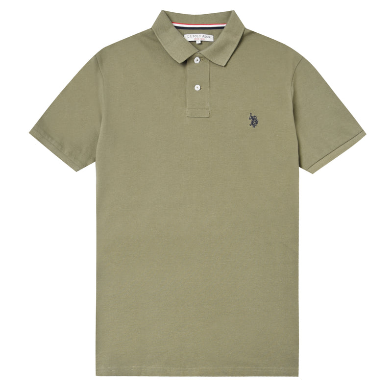 U.S. Polo Assn. Relaxed Fit Polo Shirt