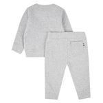 U.S. Polo Assn. Classic Crew & Joggers Toddler Set