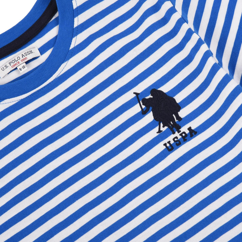 U.S. Polo Assn. Breton Stripe T-shirt
