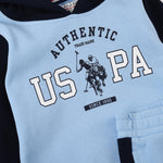 Authentic USPA Toddler Hoodie & Joggers Set