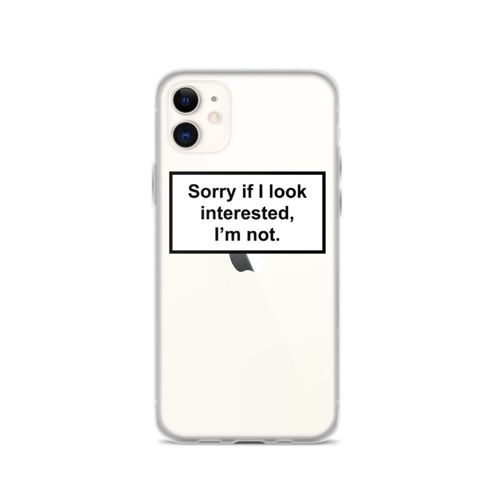 Sorry, I'm Not - CNT®