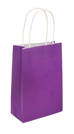 Purple Pony Party Bag