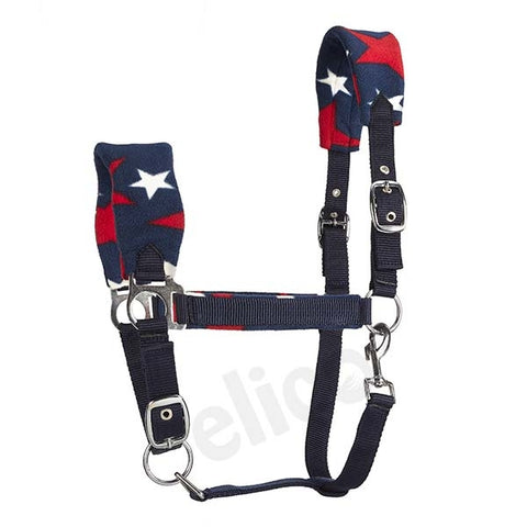 Elico Star Fleece Headcollar