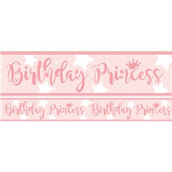 Birthday Princess Banners 1 design