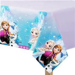 Disney Frozen Plastic Tablecover