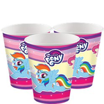 My Little Pony Paper Party Cups