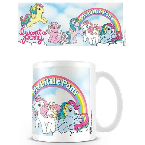 My Little Pony Mug (I want a Pony)