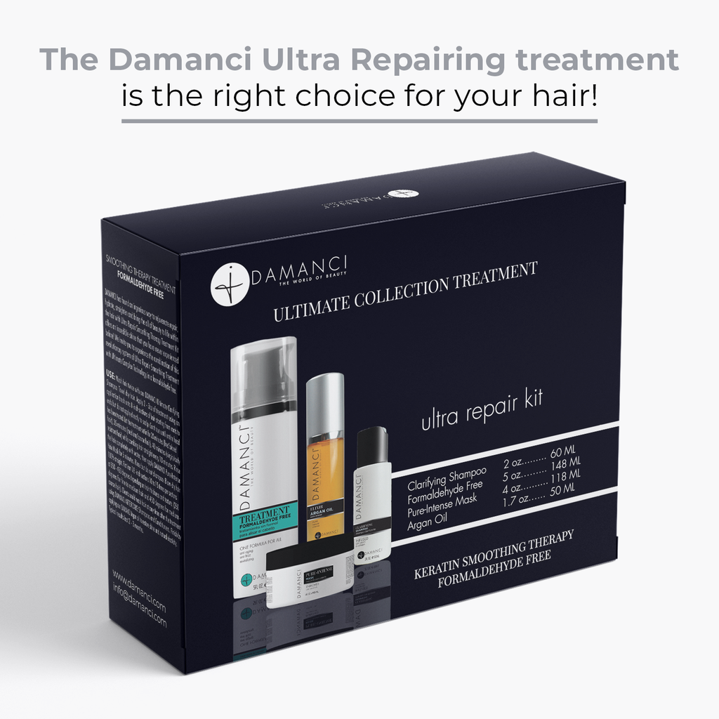 Ultra Repair Kit Btx Capilar