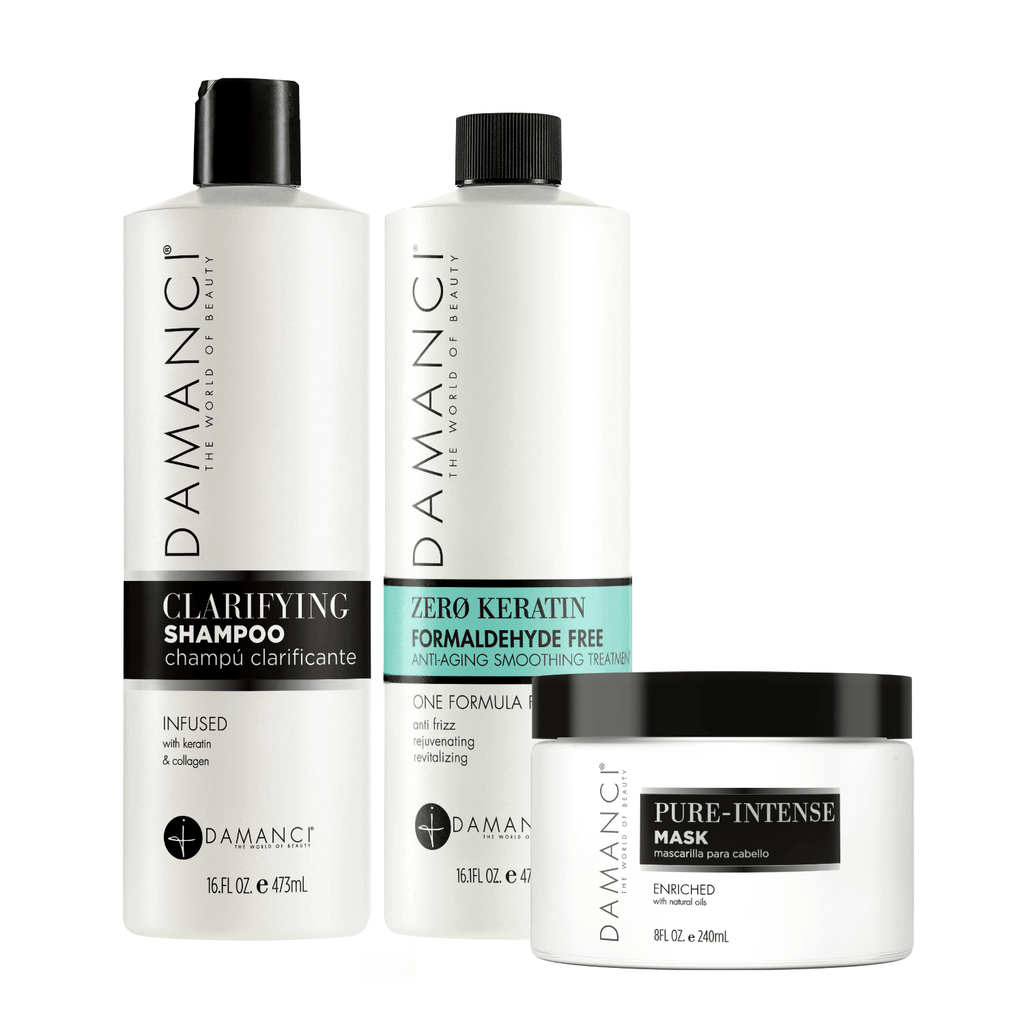Zerø Keratin Revival Kit