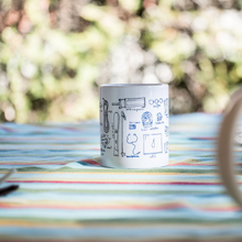 Load image into Gallery viewer, Essential Tool mug by Kilian Jornet