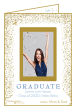Load image into Gallery viewer, Confetti Graduate