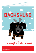 Load image into Gallery viewer, Dachshund-Ginger Oliphant