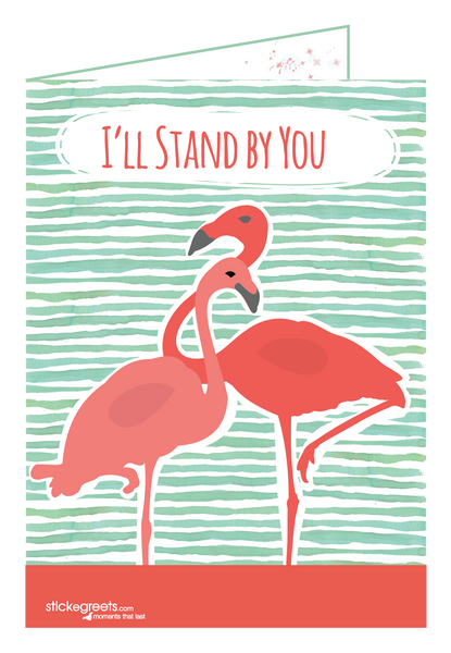 I'll Stand by You-Ginger Oliphant