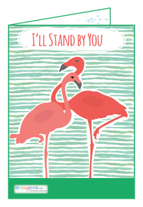 I'll Stand by You-Ginger Oliphant - Ready to Go