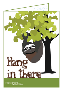 Hang in there- Ginger Oliphant - Ready to Go