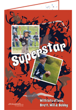 Load image into Gallery viewer, Super Star (Boy)