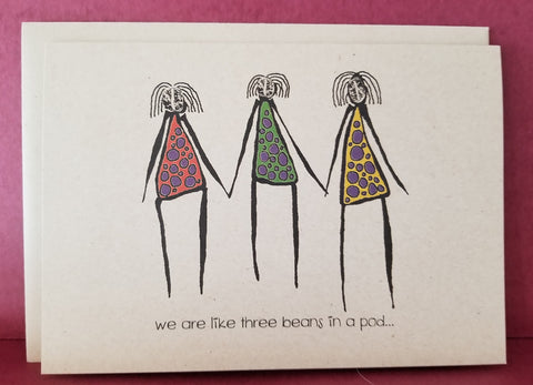 Greeting Card - - Special Friends