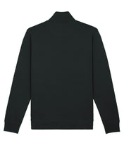 Load image into Gallery viewer, Saint Louis 1/4 zip - Black