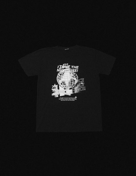 NIGHTLIFE 3 YEAR ANNIVERSARY TEE