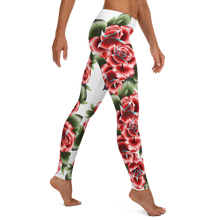 Load image into Gallery viewer, Leggings spans traditional tattoo neo neotraditional tattoos design inked girls women's wear apparel clothing bottoms custom flash art prints print trending