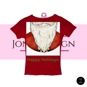 Jones Holiday Infant Tee