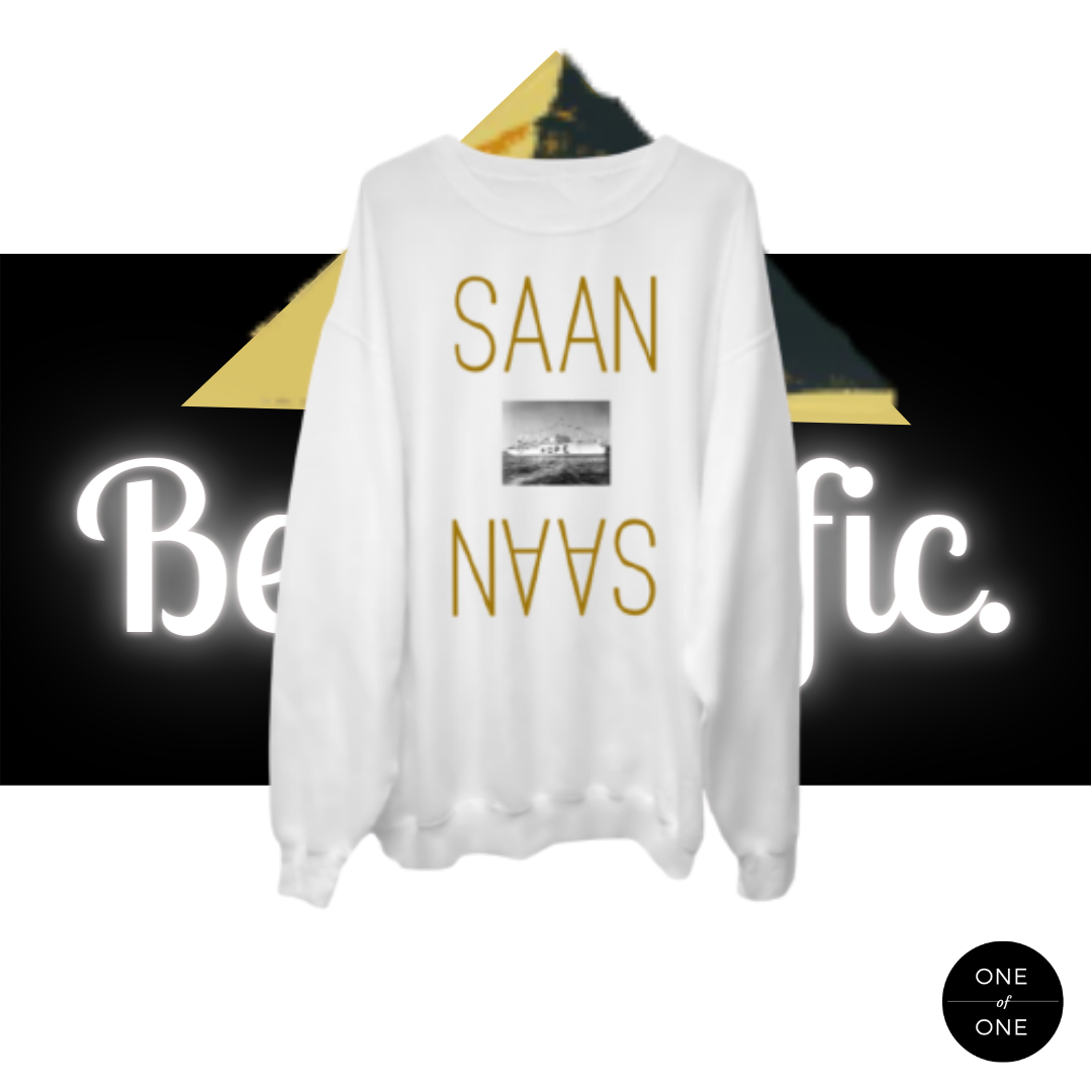 SAAN Graphic Crewneck