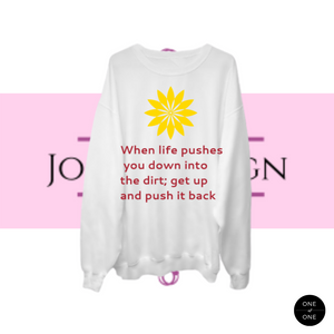Jones Push Back Sweater