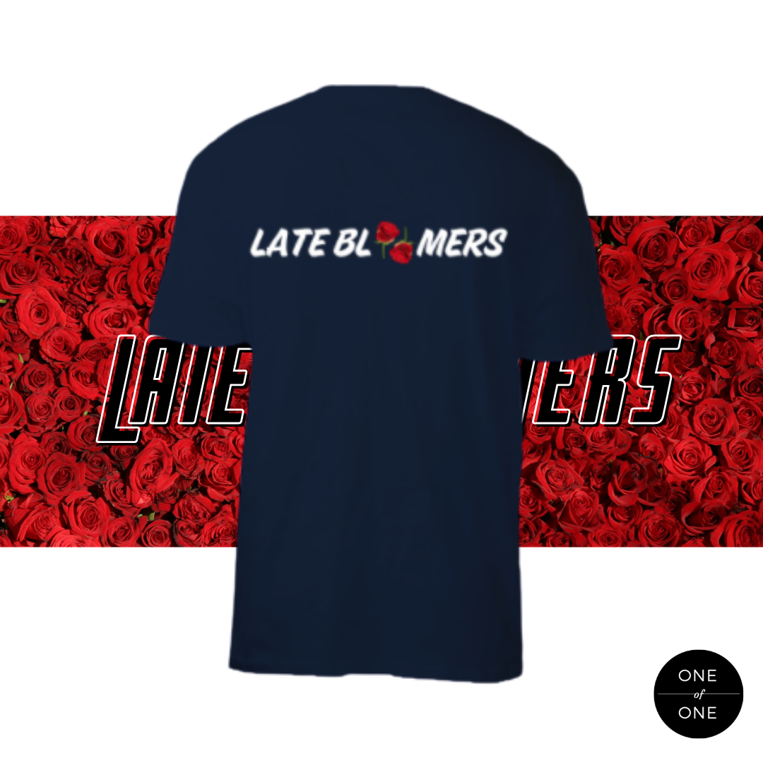 Late Bloomers Pocket Tee