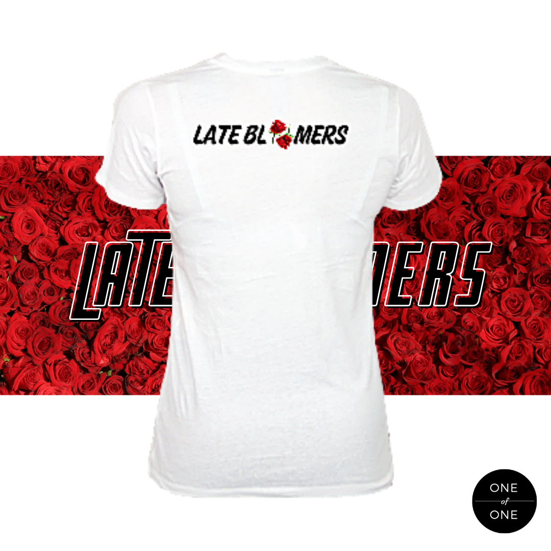 Late Bloomers BRIXX Collection BF Tee