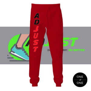 Adjust Colored Joggers