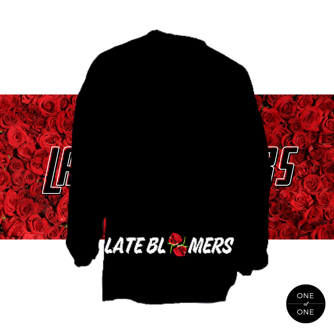 Late Bloomers Crewneck Sweater