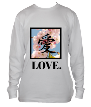 Love Japanese Long Sleeve