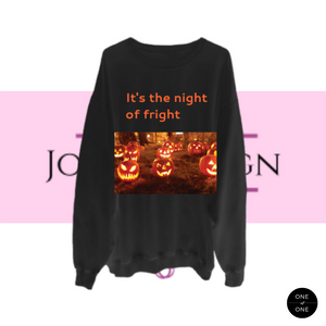 Jones Halloween Sweater