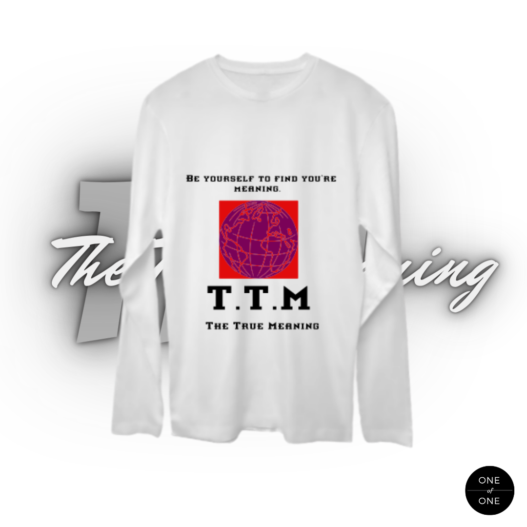 TTM Long Sleeve Tee