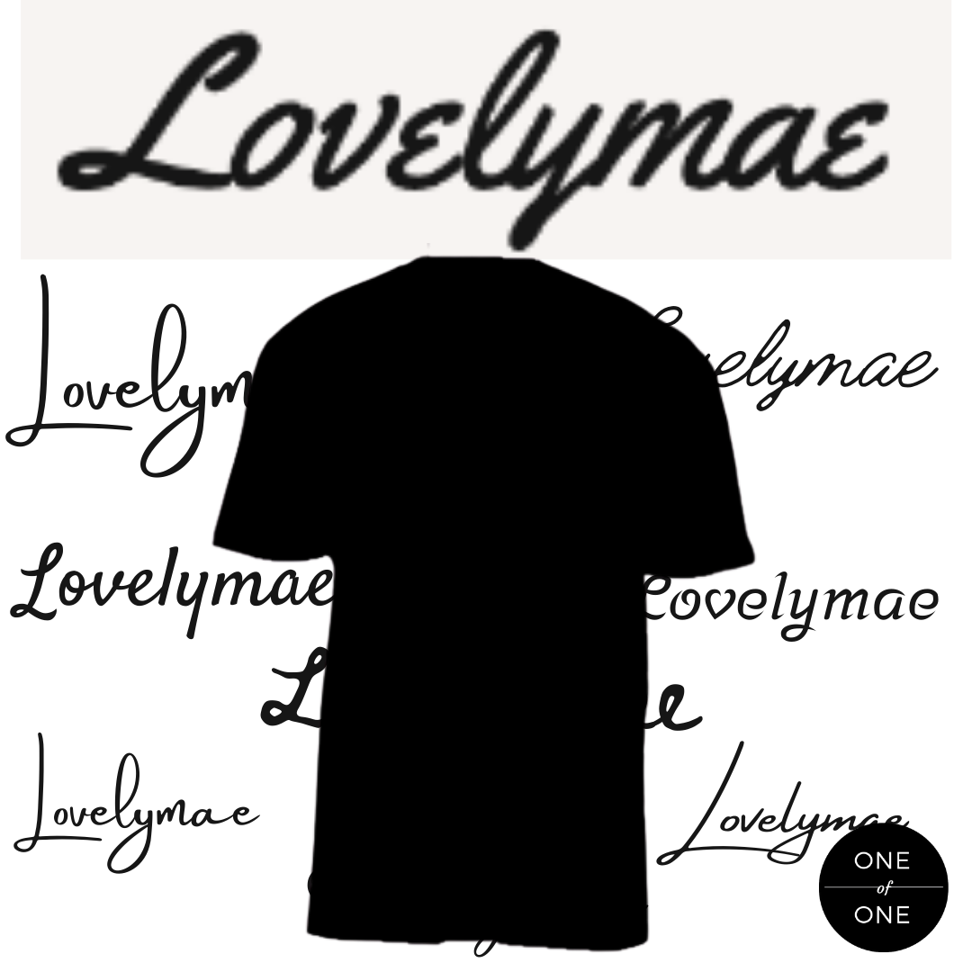 Lovely Mae Graphic Pocket Tee