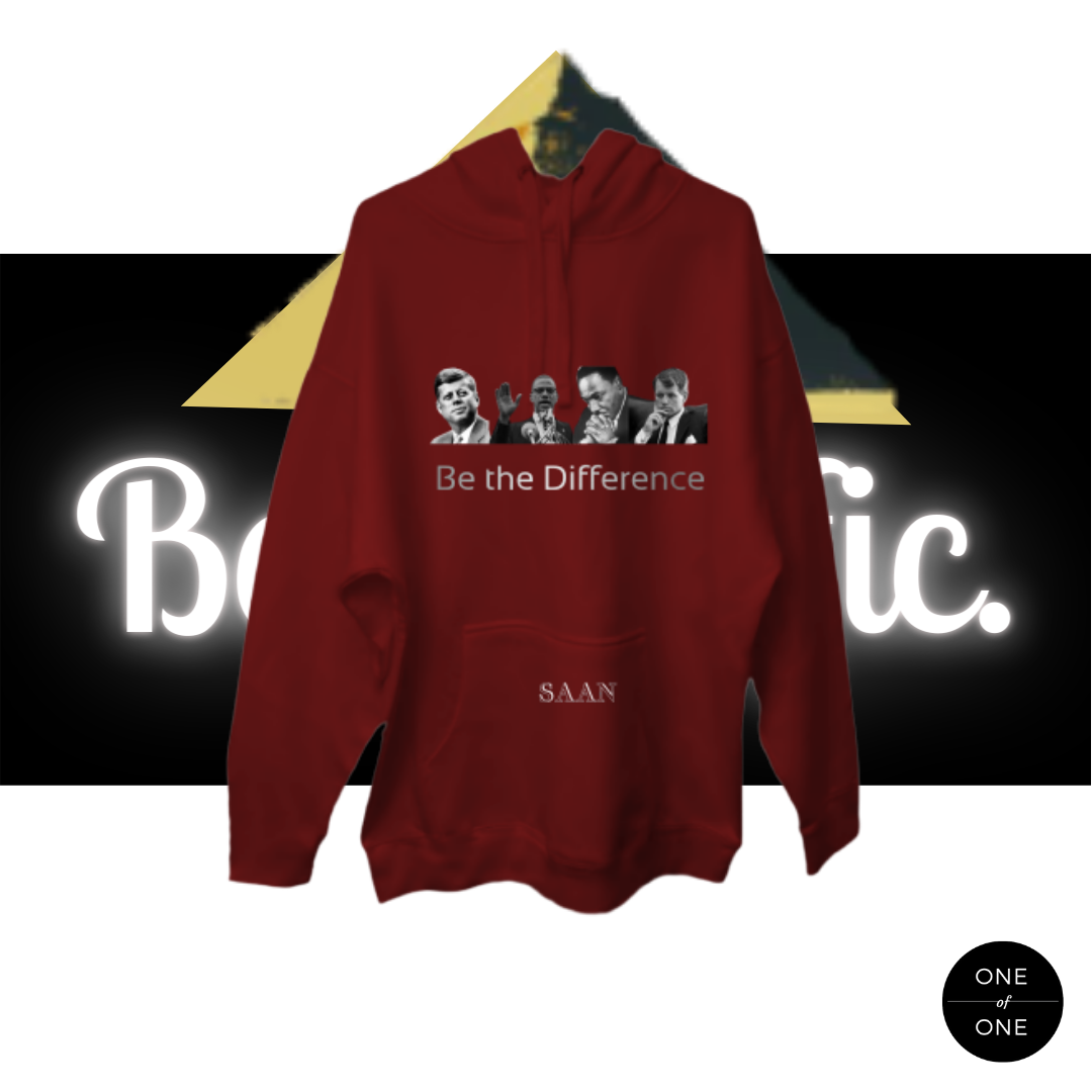 Kid's The Difference Hoodie