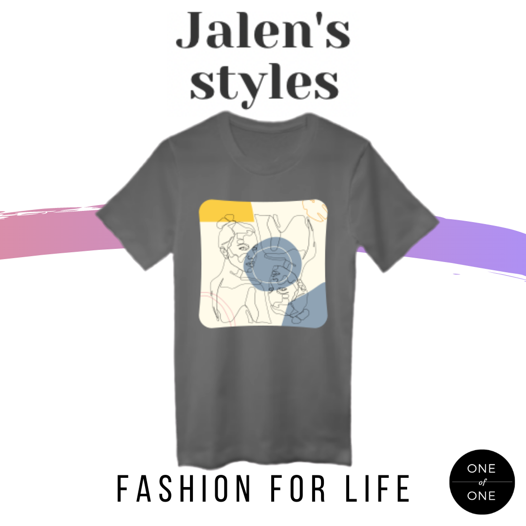 Jalen's Graphic Tee