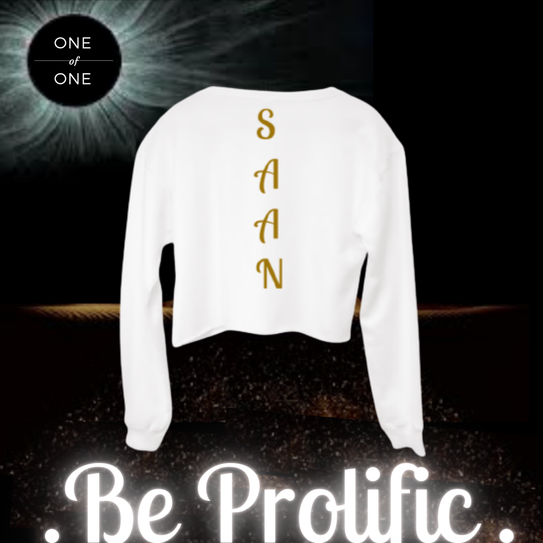 Be Prolific Crop Long Sleeve