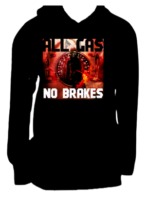 After Party Entertainment No Brakes Promo Hoodie