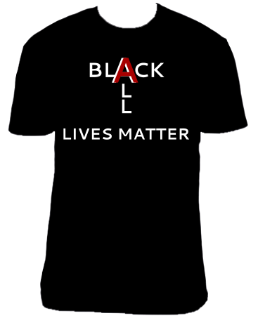 "Mike D's House ""All Lives Matter"" Tee"