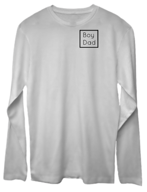 BOY DAD Long Sleeve Tee