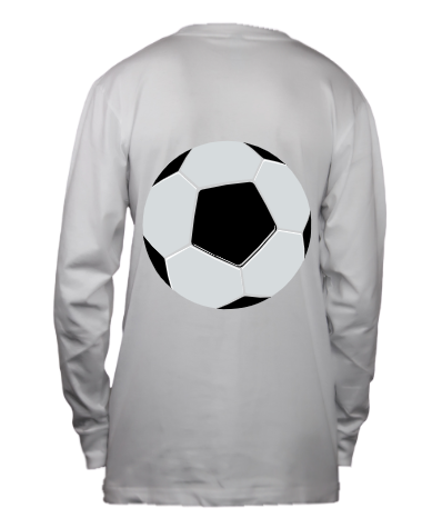 Brandon's Soccer Long Sleeve