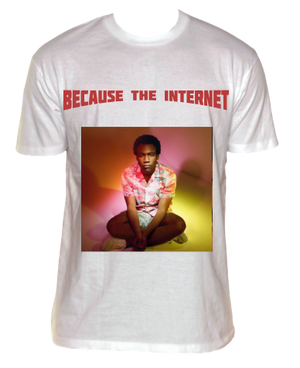 "Breeze ""Because The Internet"" Tee"