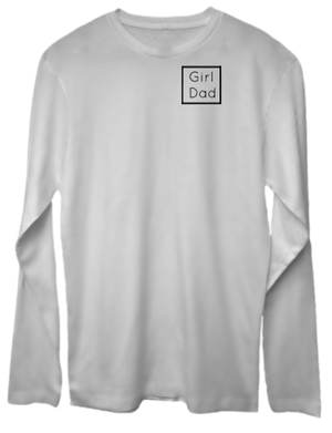 GIRL DAD Long Sleeve Tee