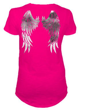 Women's Angel Wing's Tee
