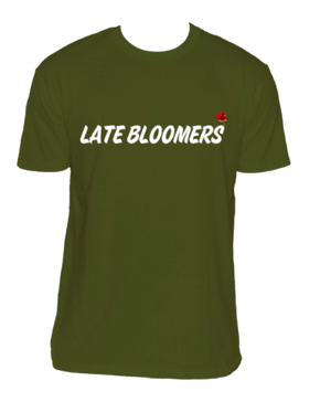 Late Bloomers Tee