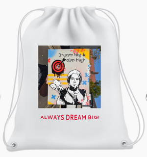 Always Dream Big! Backpack
