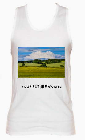 Your Future Tank Top