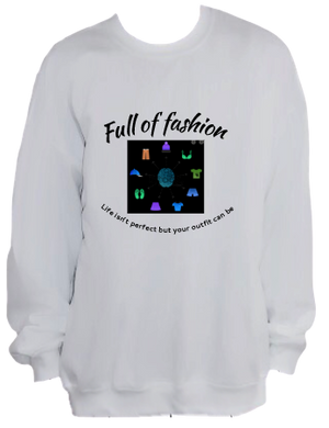 Full of Fashion Sweater