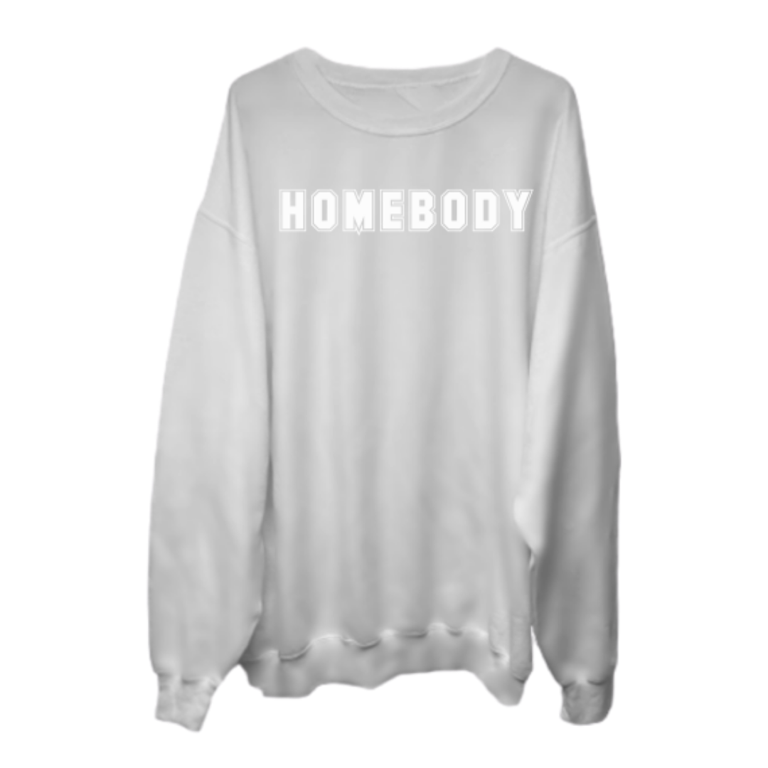 HOMEBODY Crew Neck Sweater